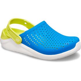 Crocs LiteRide Sandaler Børn, bright cobalt/citrus